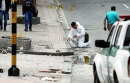 Colombia: Nổ bom tại Bogota, hàng chục người thương vong
