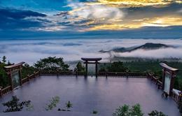 Trải nghiệm ngắm mây lúc bình minh tại Cổng trời, Lâm Đồng