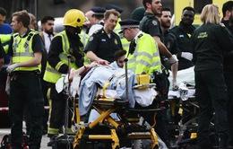 Nhìn lại những diễn biến chính của vụ khủng bố tại London: 5 người chết, 40 người bị thương
