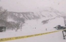 Lở tuyết ở Nhật Bản khiến ít nhất 6 người thiệt mạng