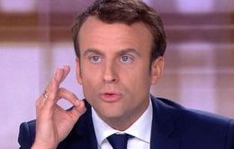 Chân dung tân Tổng thống Pháp Emmanuel Macron