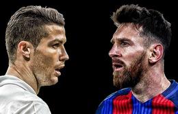 """Ronaldo: """"Cuộc đua giữa tôi và Messi bây giờ mới bắt đầu"""""""