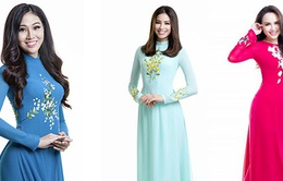 Café Sáng với VTV3: Dàn mỹ nhân khoe sắc trong MV Hà Nội 12 mùa hoa