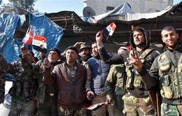 IS rút khỏi lãnh thổ cuối cùng của Aleppo