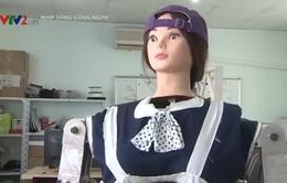 Việt Nam chế tạo thành công robot dạng người
