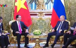 Tạo xung lực mới cho quan hệ Việt Nam - Liên bang Nga