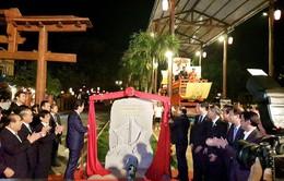 Thủ tướng Nguyễn Xuân Phúc và Thủ tướng Nhật Bản Shinzo Abe tham quan Hội An