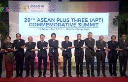 """Hội nghị Cấp cao ASEAN+3: Thông qua """"Tuyên bố của Lãnh đạo ASEAN+3 về An ninh lương thực"""""""