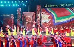 Khai mạc Lễ hội Hoa Lư năm 2017 - Khát vọng Ninh Bình
