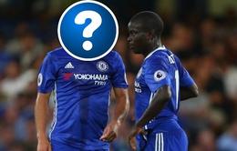 Không phải Kante, đây mới là Cầu thủ xuất sắc nhất Chelsea 2016/17