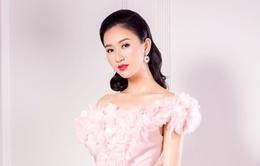 Á hậu Hà Thu sẽ mang Bolero đi thi Hoa hậu Trái đất 2017
