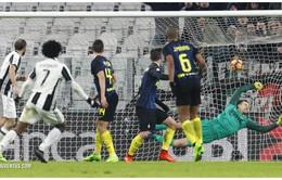 Juventus 1-0 Inter Milan: Khoảnh khắc xuất thần của Cuadrado!