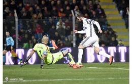 Higuain & Mandzukic lập công, Juventus gia tăng cách biệt với nhóm bám đuổi