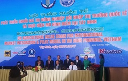 Tây Ninh chuyển đổi sản xuất nông nghiệp theo chuỗi giá trị