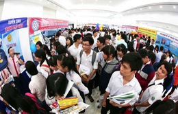 5.000 học sinh, sinh viên tham gia ngày hội Hướng nghiệp, dạy nghề năm 2017