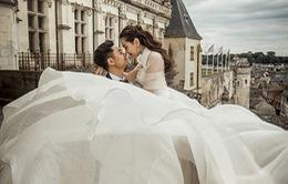 Ngắm trọn bộ ảnh cưới đẹp như cổ tích của cô nàng thời tiết Mai Ngọc