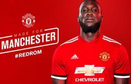 Romelu Lukaku CHÍNH THỨC là người của Man Utd
