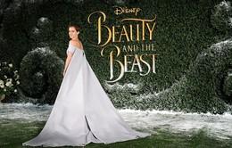 Emma Watson xinh như công chúa ra mắt phim 'Beauty and the Beast'