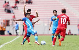 U22 Myanmar 2-0 U22 Singapore: Tổng hợp diễn biến trận đấu