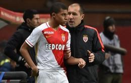 HLV Jardim không tha thiết giữ Mbappe ở lại Monaco
