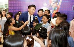 """Isaac, Văn Mai Hương sửng sốt vì bị dàn thí sinh Vietnam Idol Kids """"tấn công'"""