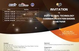 GCC 2017 - Đón đầu cơ hội thương mại hóa công nghệ tiên tiến nhất Hàn Quốc