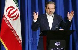 Iran khẳng định sẽ không phải đàm phán lại thỏa thuận hạt nhân