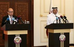 Pháp kêu gọi dỡ bỏ lệnh trừng phạt Qatar