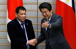 Củng cố quan hệ đối tác Philippines – Nhật Bản