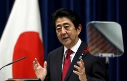 Thủ tướng Nhật Bản thúc đẩy sửa đổi hiến pháp