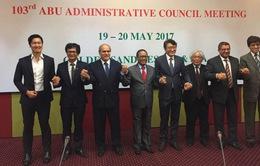 Khai mạc cuộc họp hội đồng điều hành ABU 103