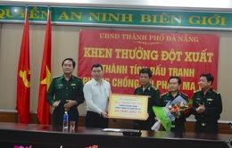 Đà Nẵng khen thưởng Bộ đội Biên phòng phá chuyên án ma túy lớn