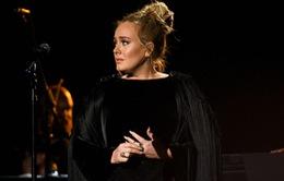 Ngừng diễn vì sự cố âm thanh, Adele được ca ngợi