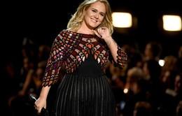 Nhận giải Ca khúc của năm tại Grammy, Adele xin lỗi khán giả về sự cố kỹ thuật