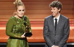 Grammy 2017: Vượt qua Beyonce, Adele đại thắng với 5 máy hát vàng
