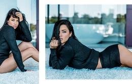 Adriana Lima nóng bỏng, khoe đường cong quyến rũ