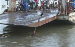 Nguy cơ đuối nước vì tắm sông ở Đồng Tháp