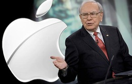 Nhờ Apple, Warren Buffett kiếm 1,1 tỷ USD chỉ trong 6 tuần
