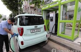 Hàn Quốc dùng xe bus chạy bằng hydro phục vụ Olympic