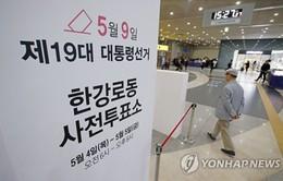 Bỏ phiếu sớm bầu Tổng thống Hàn Quốc: Số lượng cử tri đi bỏ phiếu đông nhất 3 thập kỷ