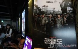 Battleship Island của Song Joong Ki hút 3 triệu lượt xem chỉ sau 4 ngày