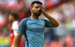 Chelsea săn đón gắt gao Aguero