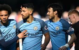 VIDEO Man City 3-1 Hull City: Aguero đánh dấu mốc 100 bàn