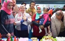 Việt Nam tham gia Lễ hội Văn hóa đa quốc gia tại Ai Cập