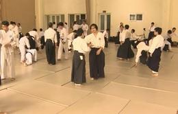 Chương trình tập huấn và biểu diễn Aikido hữu nghị Việt Nam - Nhật Bản