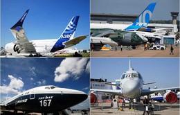 Triển lãm hàng không Paris: Boeing, Airbus bội thu trong ngày đầu tiên