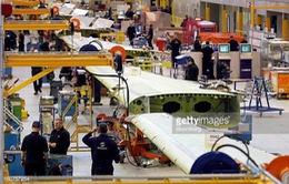 Airbus soán ngôi Boeing trong lĩnh vực sản xuất máy bay thương mại