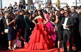 Aishwarya Rai tỏa sáng như một nữ hoàng tại LHP Cannes 2017