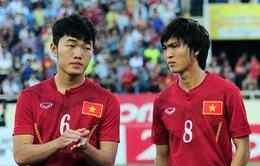 ĐT U23 Việt Nam: Xuân Trường tái hợp Tuấn Anh ở trận gặp U23 Macau TQ