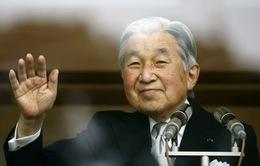 Chính phủ Nhật Bản thông qua dự luật cho phép Nhật hoàng thoái vị